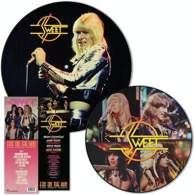 Sweet Fox On The Run   Rare Studio Tracks Vinyl Record