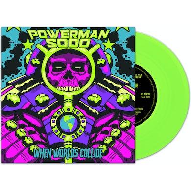 When Worlds Collide Vinyl Record