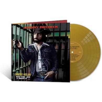 Counry Outlaw   Take This Job & Shove It Vinyl Record