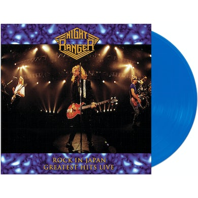 ROCK IN JAPAN - GREATEST HITS LIVE Vinyl Record