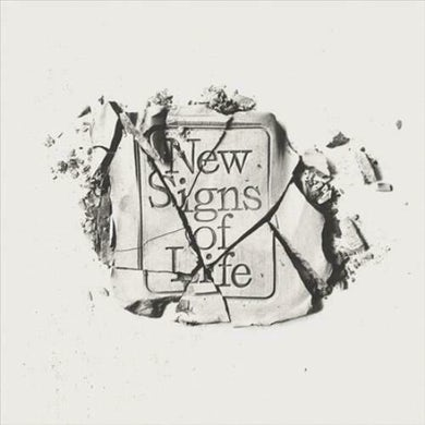 Death Bells New Signs Of Life (Clear Vinyl) Vinyl Record