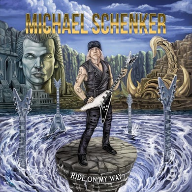 The Michael Schenker Group Ride On My Way (Picture Vinyl) Vinyl Record