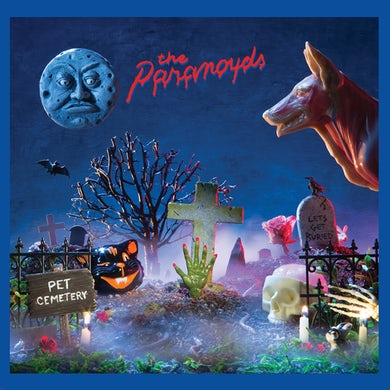 Paranoyds PET CEMETERY (COKE BOTTLE CLEAR) Vinyl Record