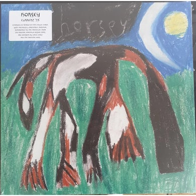 HORSEY (BLUE VINYL/2LP) Vinyl Record