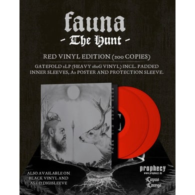 FAUNA Hunt Vinyl Record