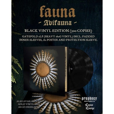 Avifauna Vinyl Record
