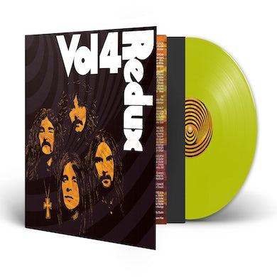 Volume 4 / Various VOLUME 4 (REDUX) / VARIOUS (NEON YELLOW VINYL) Vinyl Record