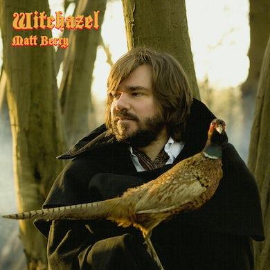 Matt Berry Witchazel (Caramel Vinyl) Vinyl Record