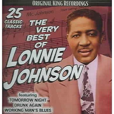 Very Best Of Lonnie Johnson CD