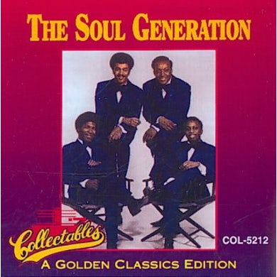 Soul Generation CD