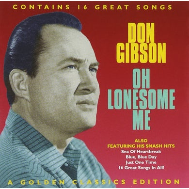 Oh Lonesome Me [Collectables] CD