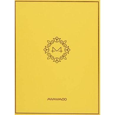 MAMAMOO Yellow flower CD