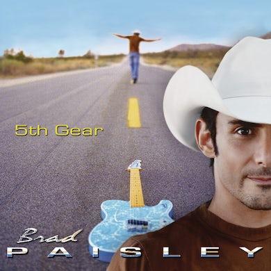 Brad Paisley 5th Gear CD