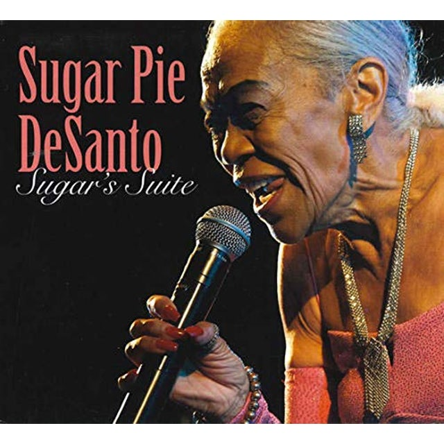 Sugar Pie DeSanto