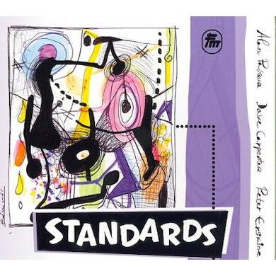 Alan Pasqua Standards [Remaster] CD
