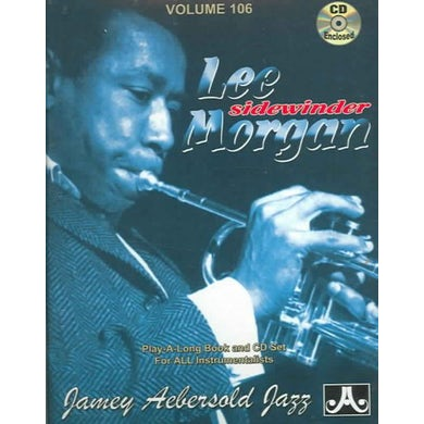 Jamey Aebersold Lee Morgan - Sidewinder CD
