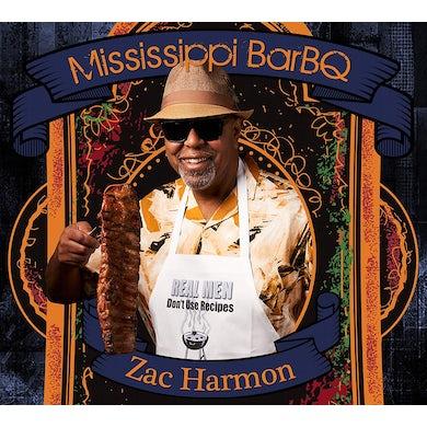 Zac Harmon MISSISSIPPI BARBQ CD