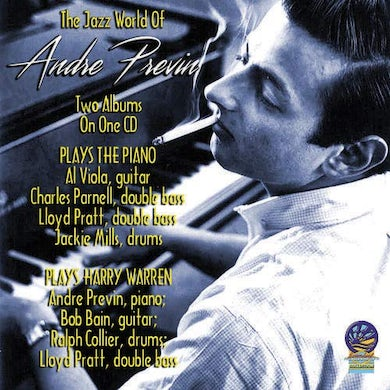 The Jazz World of Andre Previn CD