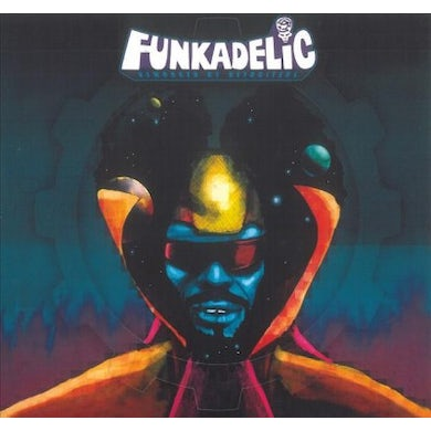 Funkadelic Reworked By Detroiters CD