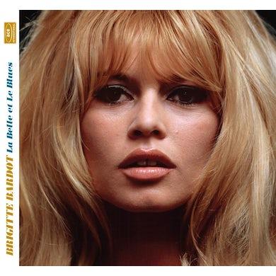 Brigitte Bardot LA BELLE ET LE BLUES CD