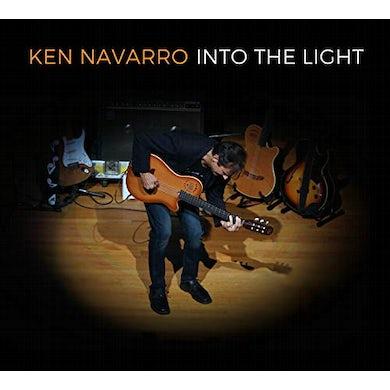 Ken Navarro Into The Light CD