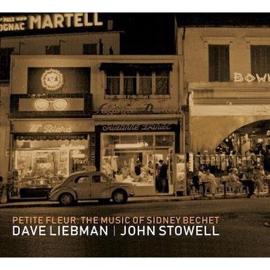 David Liebman Petite Fleur: The Music of Sidney Bechet CD