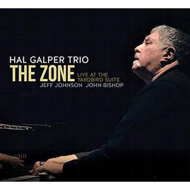 Hal Galper ZONE: LIVE AT THE YARDBIRD SUITE CD