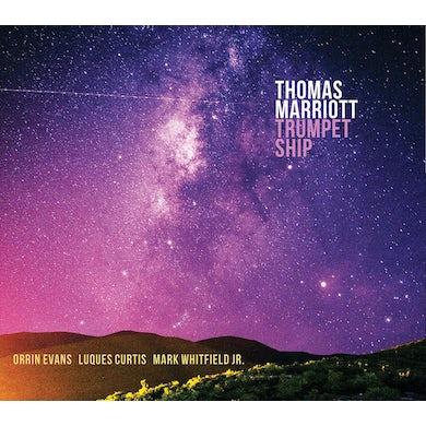 TRUMPET SHIP CD