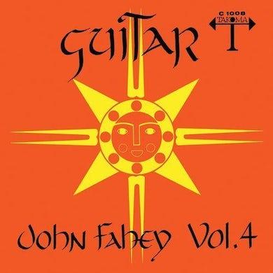 John Fahey Great San Bernardino Birthday Party Vinyl Record