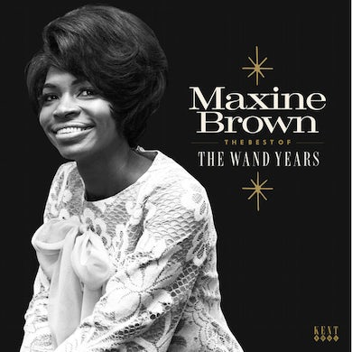 Maxine Brown Best of The Wand Years Vinyl Record