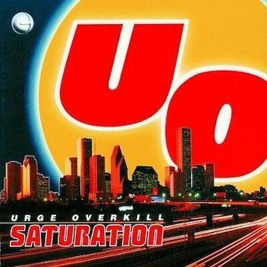 Urge Overkill Saturation Vinyl Record