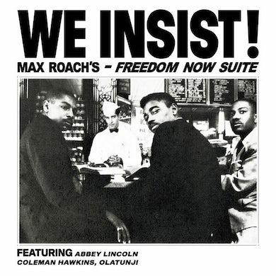 Max Roach We Insist - Freedom Suite Vinyl Record