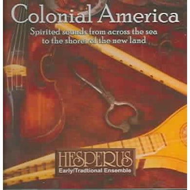 Colonial America CD
