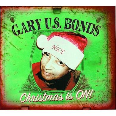Gary U.S. Bonds Christmas Is On! CD
