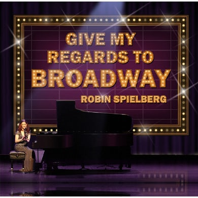 Give My Regards To Broadway CD