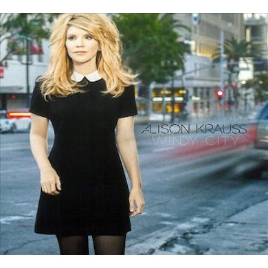 Alison Krauss and the Union Station  Windy City CD