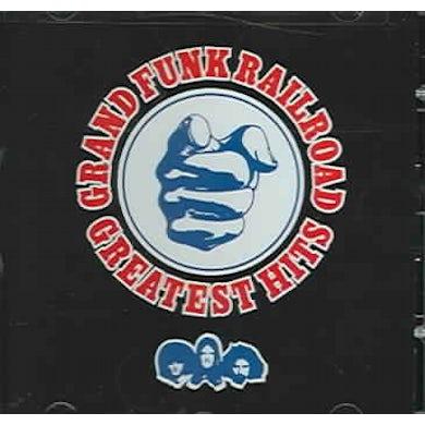 Grand Funk Railroad Greatest Hits CD