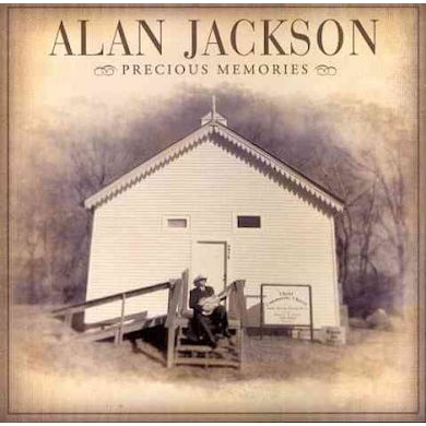 Alan Jackson Precious Memories CD