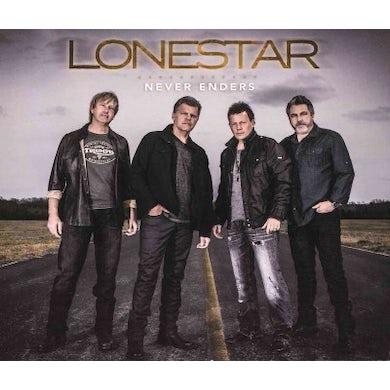 Lonestar Never Enders [Slipcase] [4/29] * CD