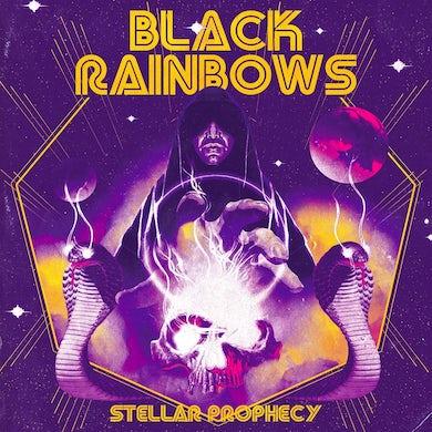 STELLAR PROPHECY (RED BACKGROUND SPLATTER) Vinyl Record