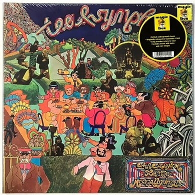 An Asylum For The Musically Insane Vinyl Record