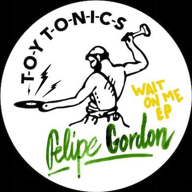 Felipe Gordon WAIT ON ME Vinyl Record