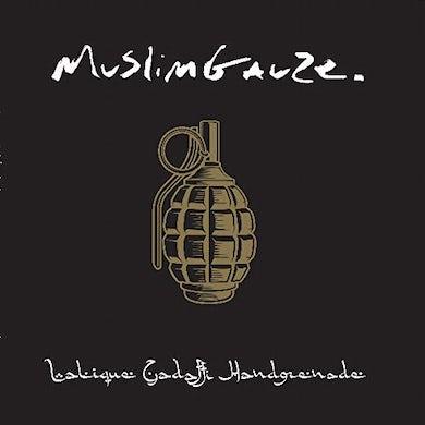 Lalique Gadaffi Handgrenade Vinyl Record