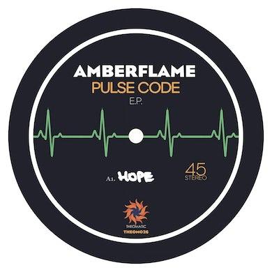 Amberflame Pulse code ep Vinyl Record
