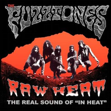 Raw Heat: Real Sound Of In Heat Vinyl Record