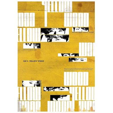 Stray Kids Cle 2: Yellow Wood (Random Cover/Photo Bk/3 Qr Photos/Import) CD