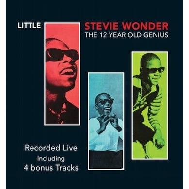 Little Stevie Wonder The 12 Year Old Genius Vinyl Record