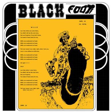 Blackfoot Millie Vinyl Record