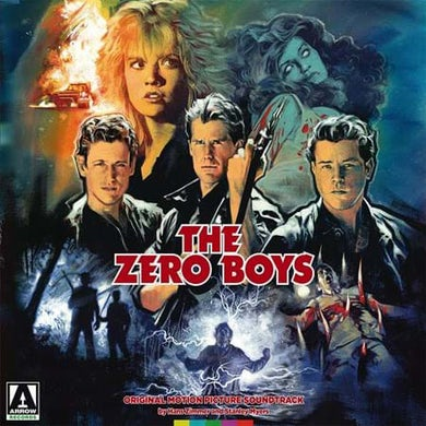 Hans Zimmer Zero Boys (OST) Vinyl Record