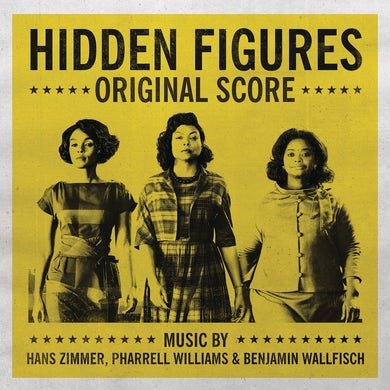 Hidden Figures (OST) Vinyl Record